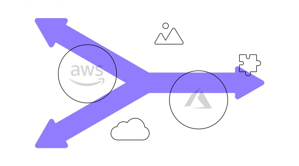 Difference Between AWS and Azure