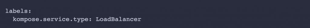 Docker Compose file changing